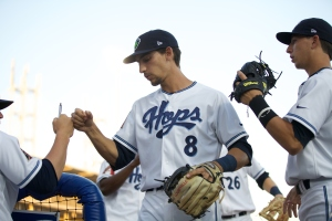 MiLB: Hops vs Tri City