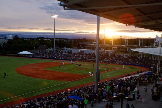 Hillsboro Hops vs Everett AquaSox
